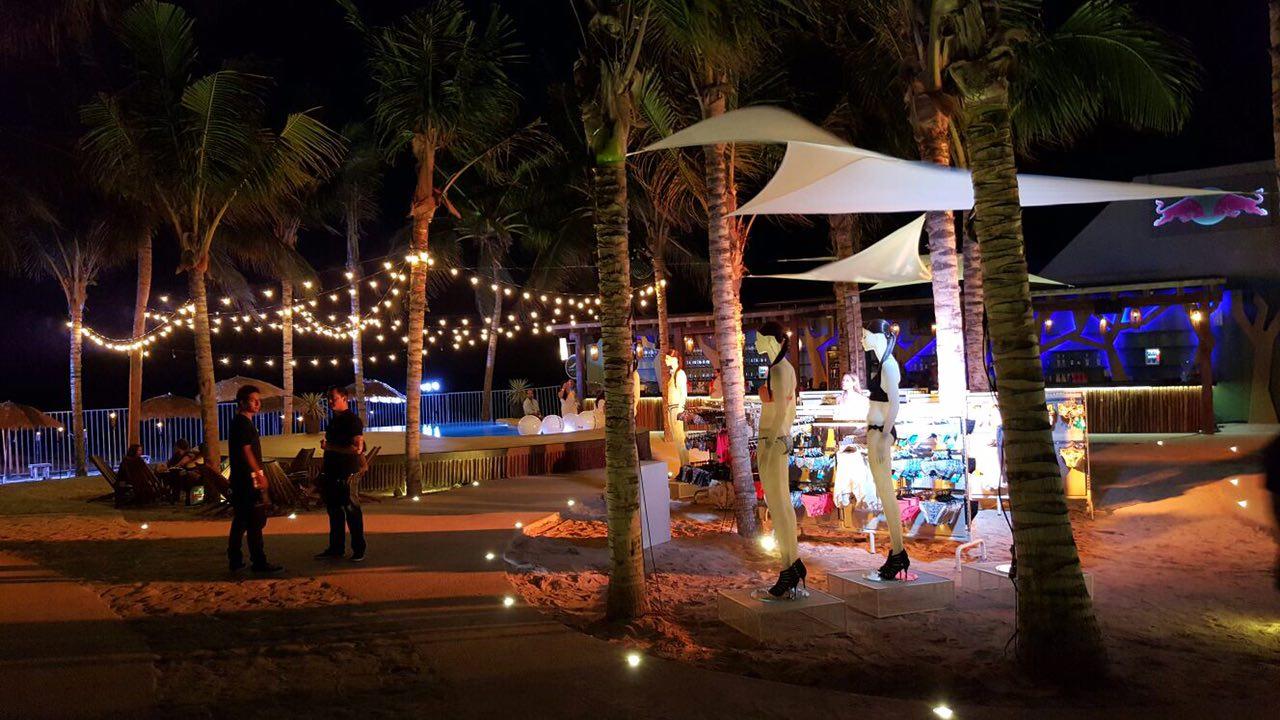 Inauguracion H&M Playa del Carmen
